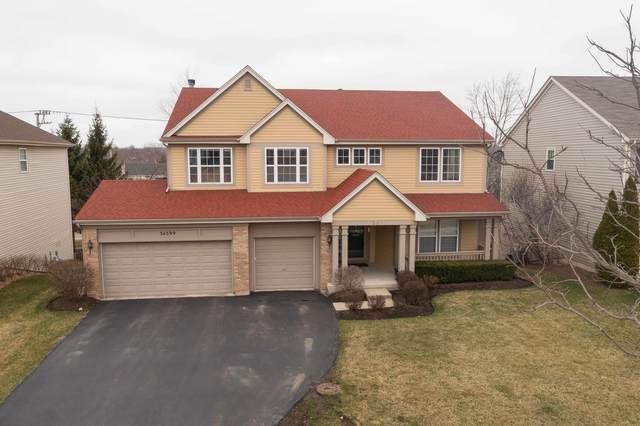 34399 N Bobolink Trail, Grayslake, IL 60030 (MLS #11033736) :: Helen Oliveri Real Estate