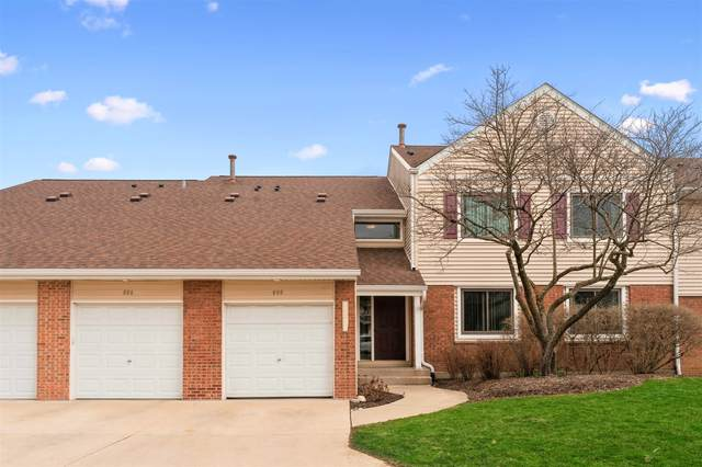 984 Harvest Circle #984, Buffalo Grove, IL 60089 (MLS #11033785) :: The Spaniak Team