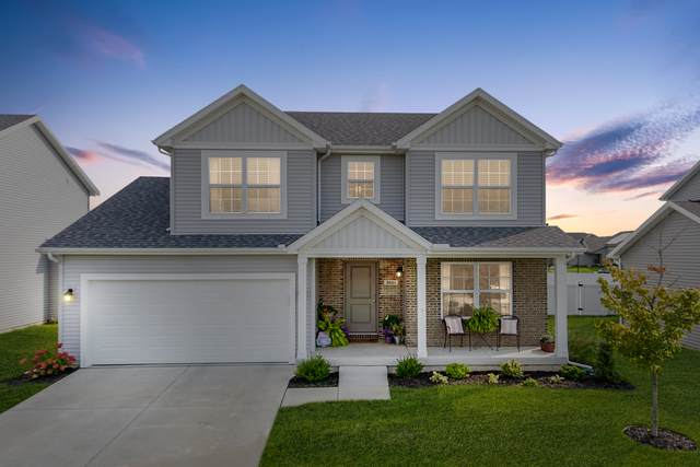 3631 Napa Lane, Normal, IL 61761 (MLS #11033825) :: Helen Oliveri Real Estate