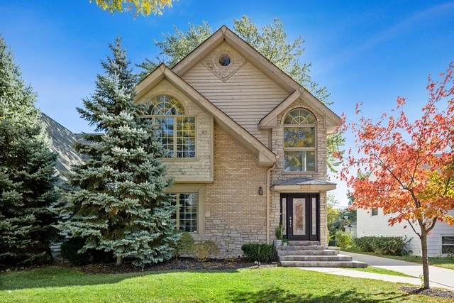 3821 Lawn Avenue, Western Springs, IL 60558 (MLS #11033842) :: Touchstone Group
