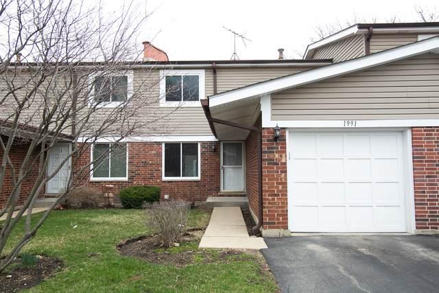 1991 N Heritage Circle #3, Palatine, IL 60074 (MLS #11033895) :: RE/MAX IMPACT