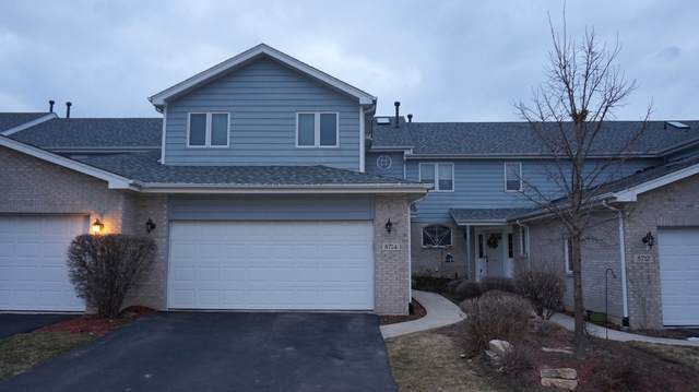 8714 Ballycastle Lane, Tinley Park, IL 60487 (MLS #11034044) :: The Dena Furlow Team - Keller Williams Realty