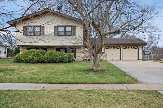 1425 Caldwell Lane, Hoffman Estates, IL 60169 (MLS #11034076) :: The Spaniak Team