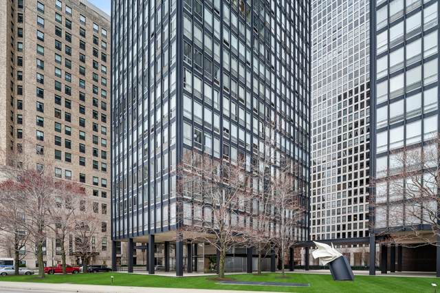 860 N Lake Shore Drive 6L, Chicago, IL 60611 (MLS #11034077) :: Littlefield Group