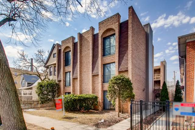 4876 N Hermitage Avenue #202, Chicago, IL 60640 (MLS #11034202) :: Littlefield Group