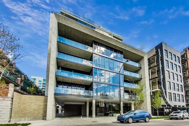 111 S Peoria Street #504, Chicago, IL 60607 (MLS #11034216) :: John Lyons Real Estate