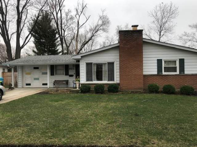 921 Beverly Drive, Wheeling, IL 60090 (MLS #11034444) :: Helen Oliveri Real Estate
