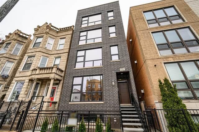 1707 N Kedzie Avenue #1, Chicago, IL 60647 (MLS #11034491) :: Touchstone Group