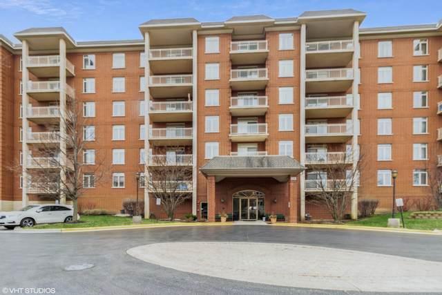 8300 Callie Avenue F407, Morton Grove, IL 60053 (MLS #11034546) :: Helen Oliveri Real Estate