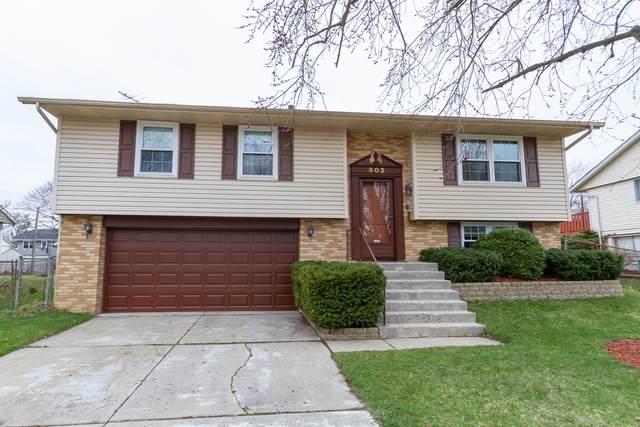 802 Robinson Avenue, Streamwood, IL 60107 (MLS #11034577) :: RE/MAX IMPACT