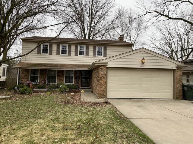 2907 Willow Road, Homewood, IL 60430 (MLS #11034614) :: The Wexler Group at Keller Williams Preferred Realty