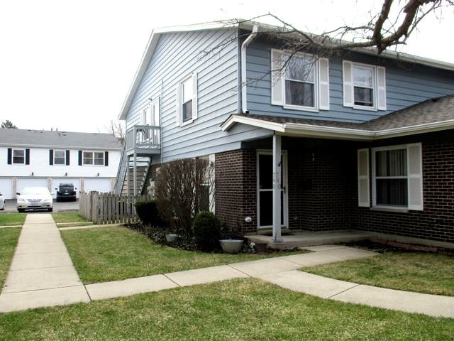 740 Gloucester Drive, Elk Grove Village, IL 60007 (MLS #11034662) :: RE/MAX IMPACT