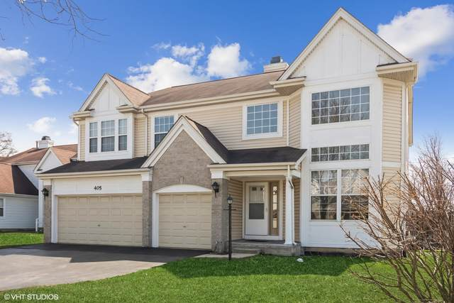 405 E Home Avenue, Palatine, IL 60074 (MLS #11034808) :: The Dena Furlow Team - Keller Williams Realty