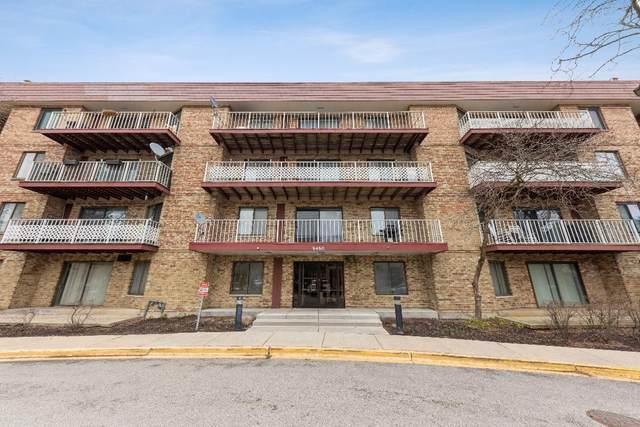 5450 Astor Lane #103, Rolling Meadows, IL 60008 (MLS #11034824) :: Littlefield Group