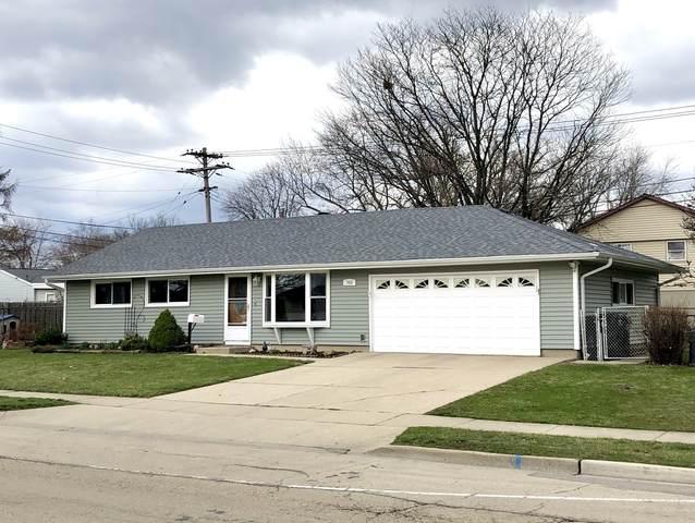 703 S Park Boulevard, Streamwood, IL 60107 (MLS #11034893) :: RE/MAX IMPACT