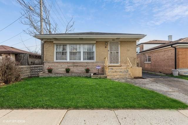 1015 W 109th Street, Chicago, IL 60643 (MLS #11034983) :: The Perotti Group