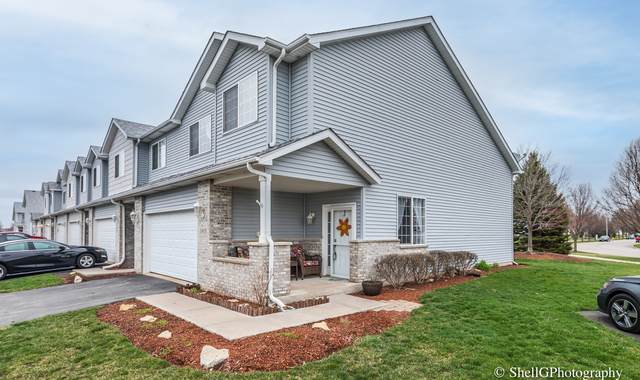 1935 Waters Edge Drive, Minooka, IL 60447 (MLS #11034987) :: The Spaniak Team