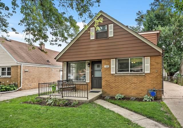 1537 S Spencer Avenue, Berkeley, IL 60163 (MLS #11035034) :: Helen Oliveri Real Estate