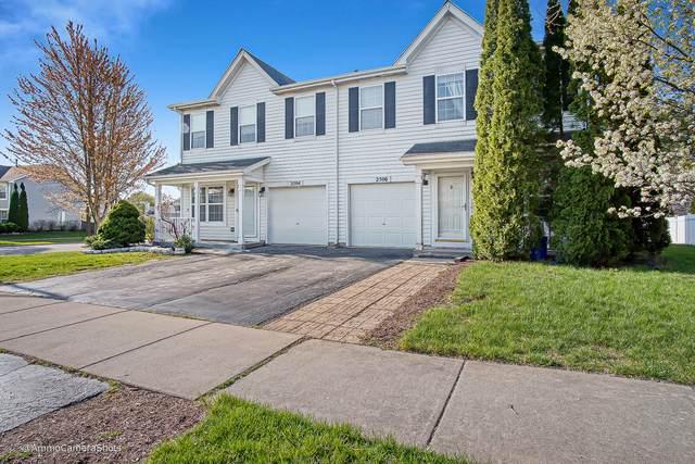 2504 Eldorado Lane, Naperville, IL 60564 (MLS #11035188) :: Helen Oliveri Real Estate
