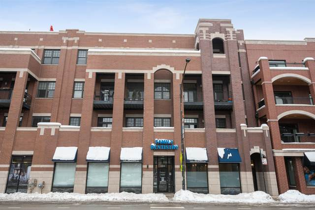 2859 N Halsted Street #303, Chicago, IL 60657 (MLS #11035309) :: The Spaniak Team