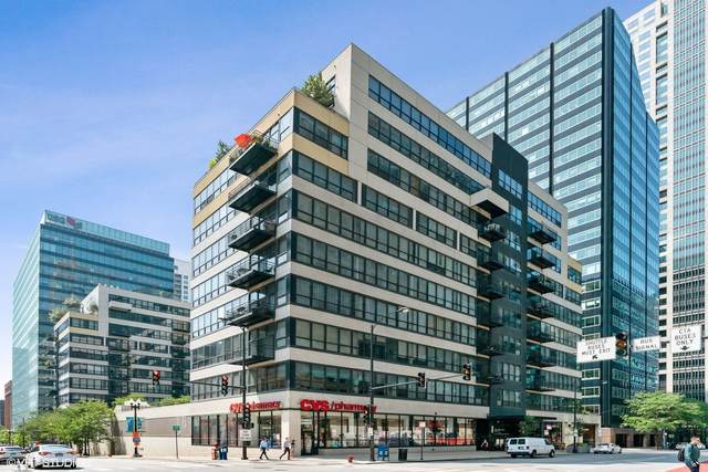 130 S Canal Street #209, Chicago, IL 60606 (MLS #11035319) :: The Spaniak Team