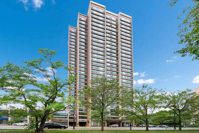 1850 N Clark Street #2006, Chicago, IL 60614 (MLS #11035545) :: Helen Oliveri Real Estate