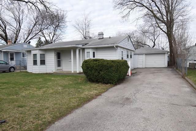 28 Hickory Drive, Carpentersville, IL 60110 (MLS #11035564) :: The Dena Furlow Team - Keller Williams Realty
