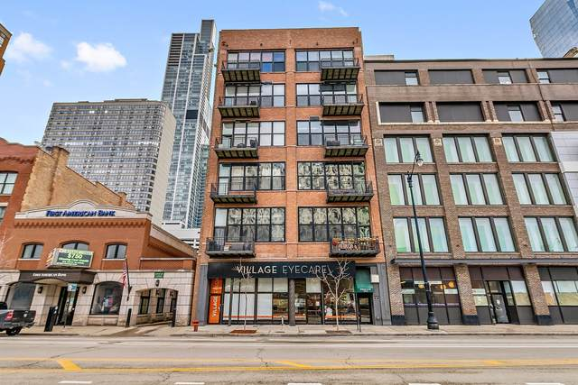 1243 S Wabash Avenue #501, Chicago, IL 60605 (MLS #11035615) :: Touchstone Group