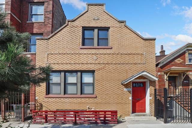 2514 S California Avenue, West Chicago, IL 60608 (MLS #11035616) :: Helen Oliveri Real Estate