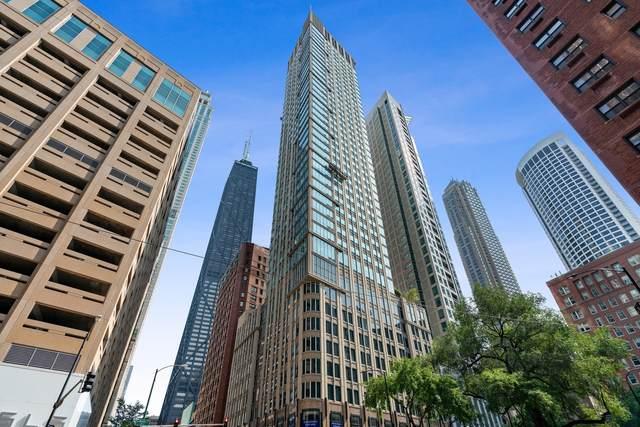 57 E Delaware Place #1502, Chicago, IL 60611 (MLS #11035693) :: Littlefield Group