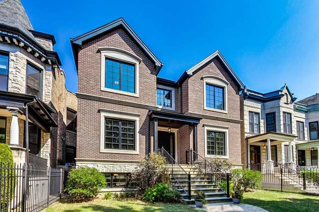 4045 N Greenview Avenue, Chicago, IL 60613 (MLS #11035793) :: Littlefield Group