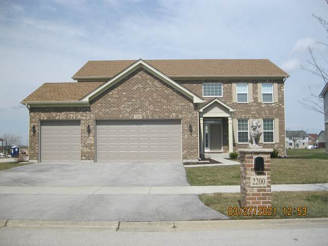 2200 Eastwood Drive, Lynwood, IL 60411 (MLS #11035972) :: The Dena Furlow Team - Keller Williams Realty