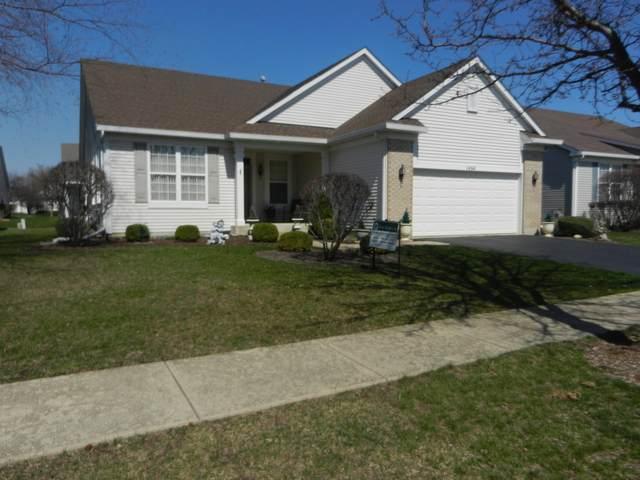 1464 W Flint Lane SW, Romeoville, IL 60446 (MLS #11036031) :: The Dena Furlow Team - Keller Williams Realty