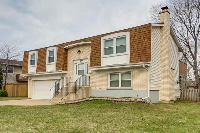 184 W Garden Avenue, Palatine, IL 60067 (MLS #11036067) :: Helen Oliveri Real Estate