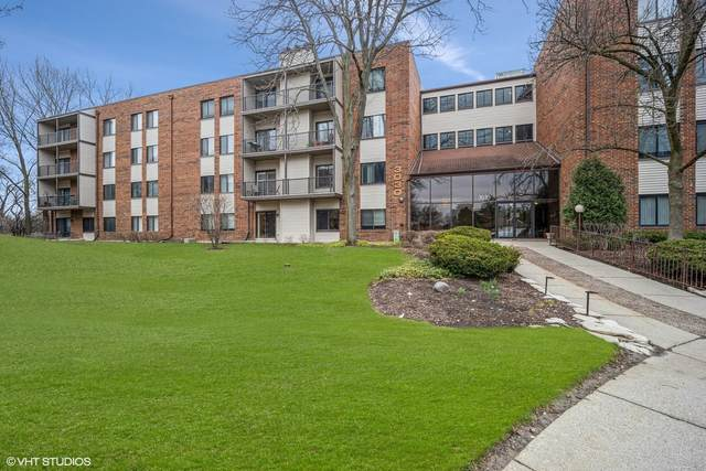 3030 Pheasant Creek Drive #301, Northbrook, IL 60062 (MLS #11036207) :: Helen Oliveri Real Estate