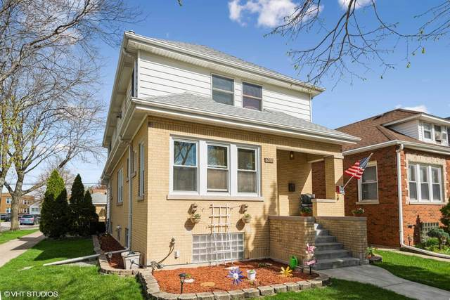 6312 W Hyacinth Street, Chicago, IL 60646 (MLS #11036241) :: Helen Oliveri Real Estate