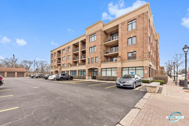 123 W Saint Charles Road #407, Lombard, IL 60148 (MLS #11036339) :: Littlefield Group