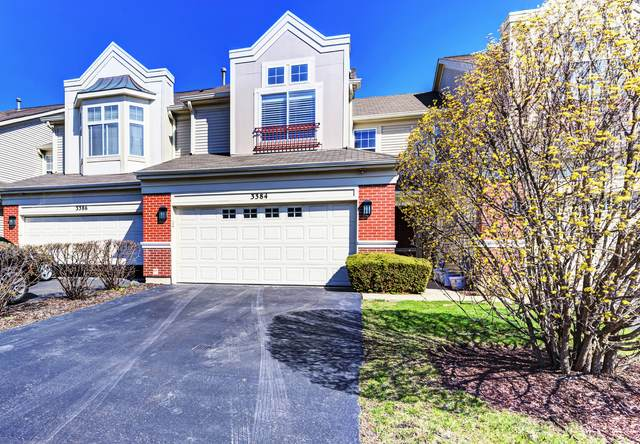 3384 Rosecroft Lane, Naperville, IL 60564 (MLS #11036511) :: The Spaniak Team