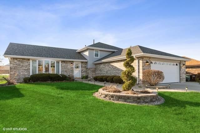 17420 Castle Drive, Tinley Park, IL 60487 (MLS #11036575) :: Littlefield Group