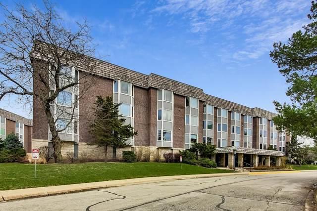 2500 Archbury Lane 1E, Park Ridge, IL 60068 (MLS #11036576) :: The Dena Furlow Team - Keller Williams Realty