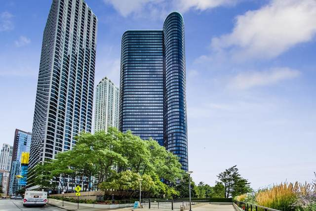 155 N Harbor Drive #2812, Chicago, IL 60601 (MLS #11036614) :: Littlefield Group