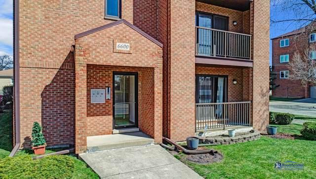 6600 W Gunnison Street #301, Harwood Heights, IL 60706 (MLS #11036634) :: RE/MAX IMPACT