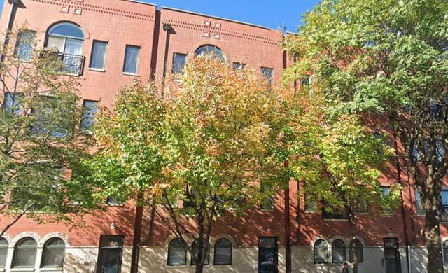 422 N Noble Street #1, Chicago, IL 60642 (MLS #11036746) :: Touchstone Group