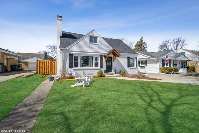 224 Neva Avenue, Glenview, IL 60025 (MLS #11036783) :: Helen Oliveri Real Estate