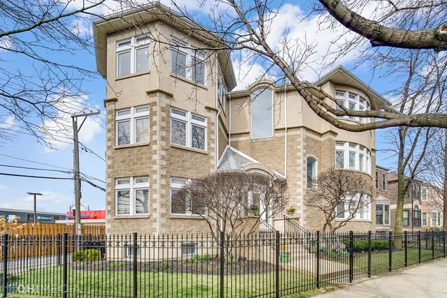 2124 N Wayne Avenue #3, Chicago, IL 60614 (MLS #11036847) :: Touchstone Group