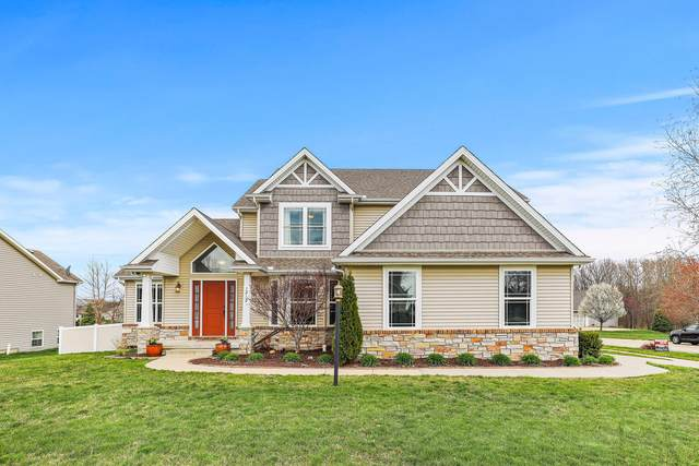 1212 White Oak Road, Mahomet, IL 61853 (MLS #11036861) :: Suburban Life Realty