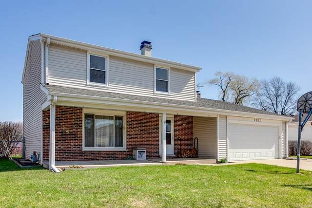 1083 Mill Creek Drive, Buffalo Grove, IL 60089 (MLS #11037058) :: Helen Oliveri Real Estate
