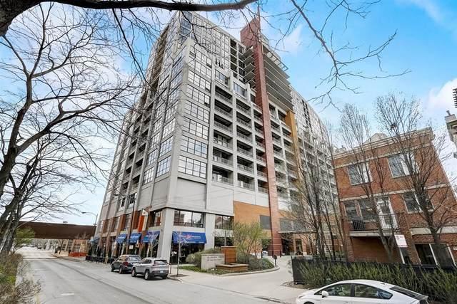 1530 S State Street #515, Chicago, IL 60605 (MLS #11037151) :: The Spaniak Team