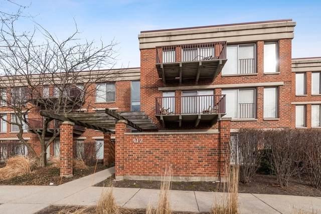 412 Kelburn Road #214, Deerfield, IL 60015 (MLS #11037160) :: Littlefield Group