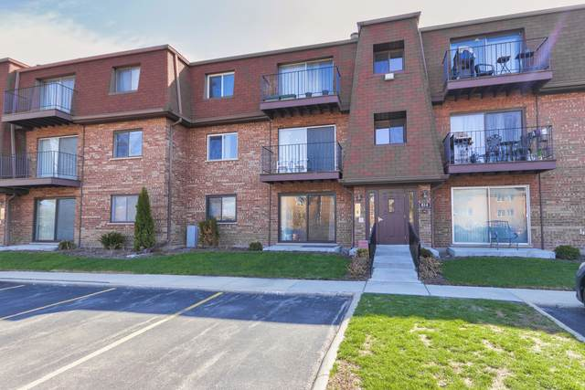 614 Cobblestone Circle A, Glenview, IL 60025 (MLS #11037214) :: Helen Oliveri Real Estate